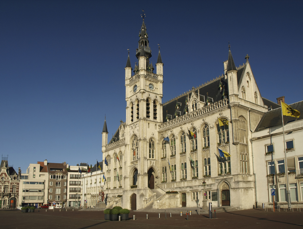 Strategic plan for tourism and city promotion in Sint-Niklaas