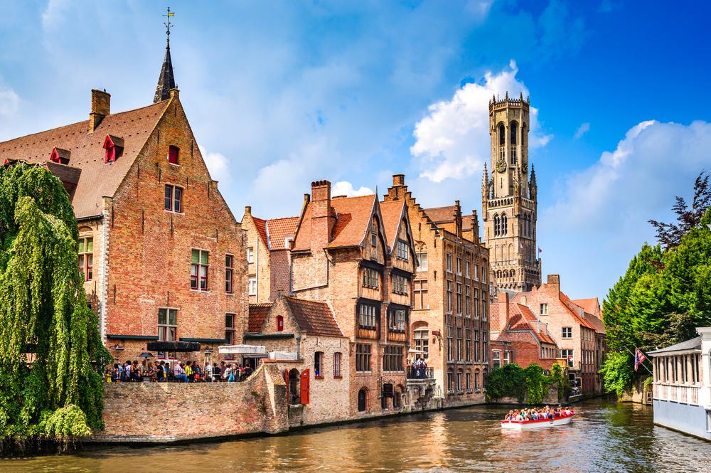 Nieuw strategisch plan voor het toerisme in Brugge