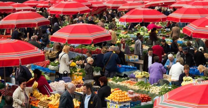 Openbare markten Oost-Vlaanderen